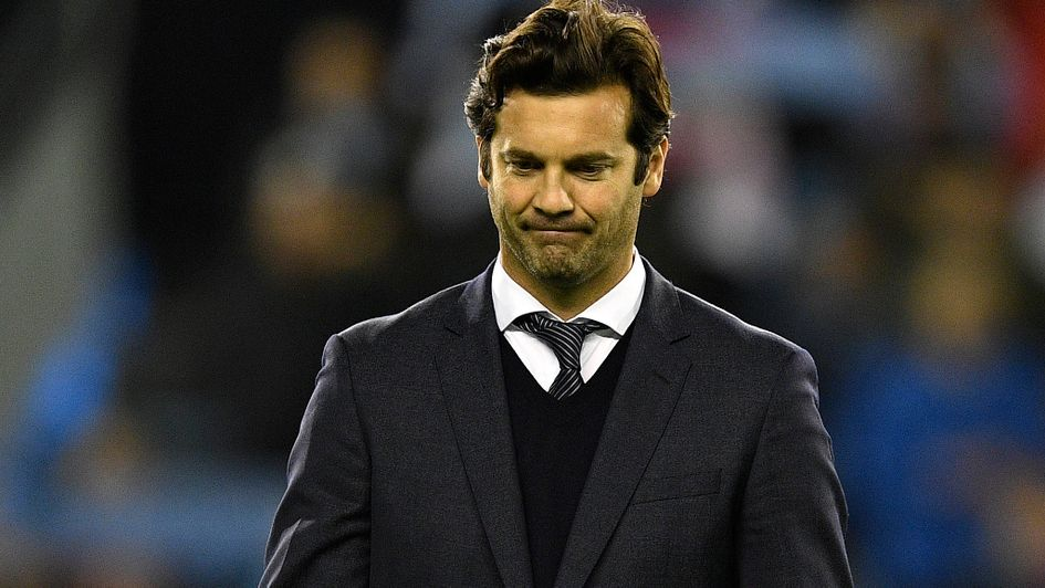 Santiago Solari: Real Madrid's new head coach on a three-year deal