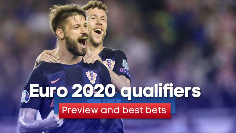 Read our preview and best bets of the latest Euro 2020 qualifying action