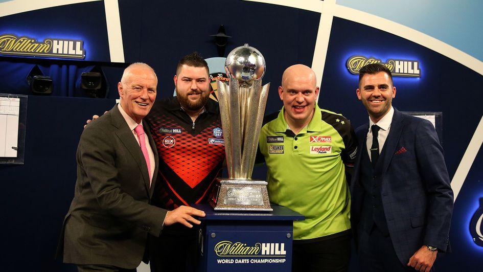 PDC World Darts Championship 2019: Draw, schedule, betting