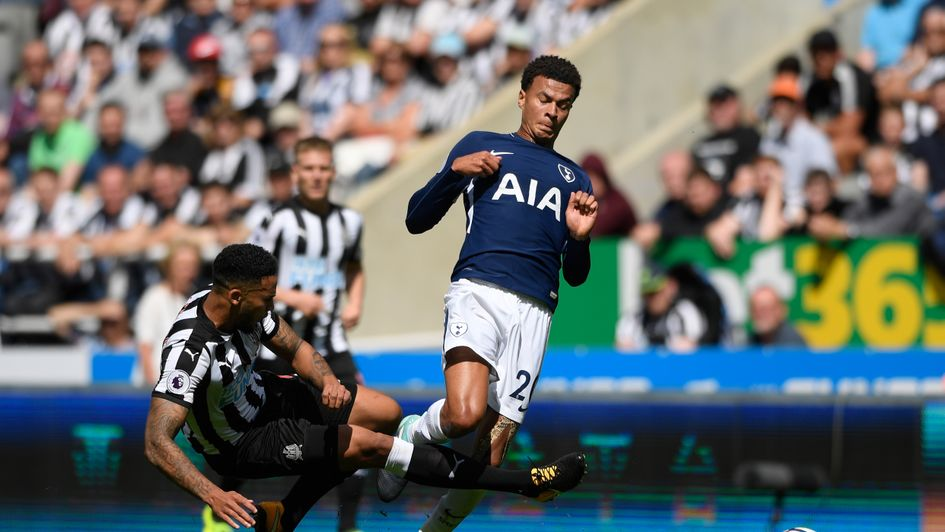 Lascelles goes in on Alli
