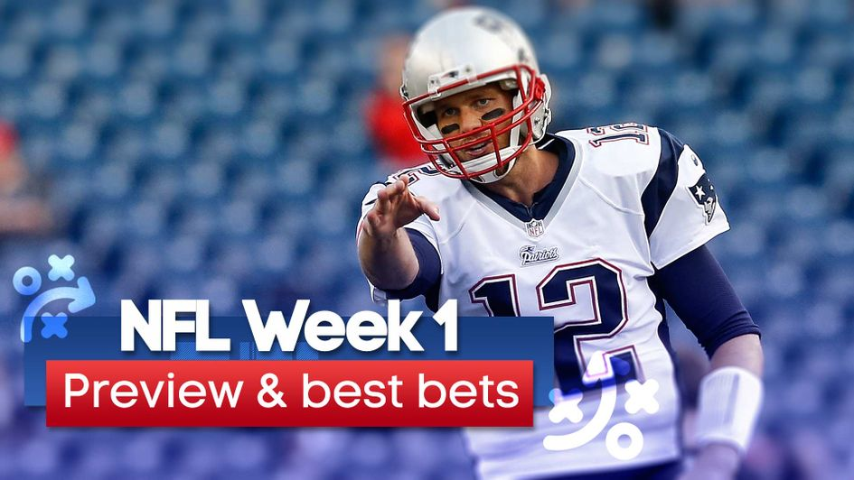 NFL week 1 preview: Predictions, stats & best bets for first