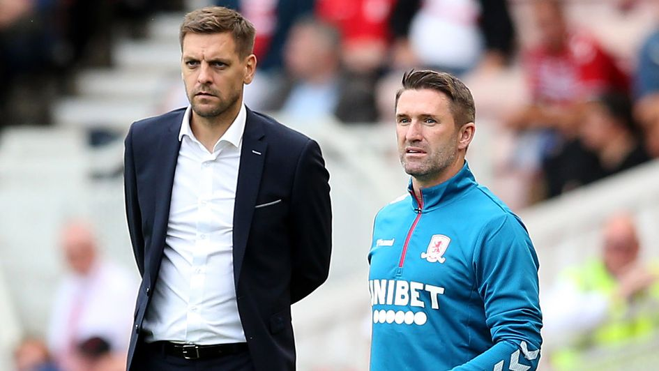 Robbie Keane: Irishman has been working as Jonathan Woodgate's assistant at Middlesbrough