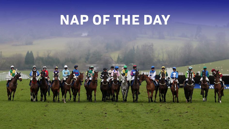 Check out our horse racing nap of the day