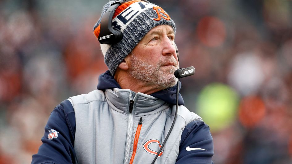 John Fox has been sacked by the Chicago Bears
