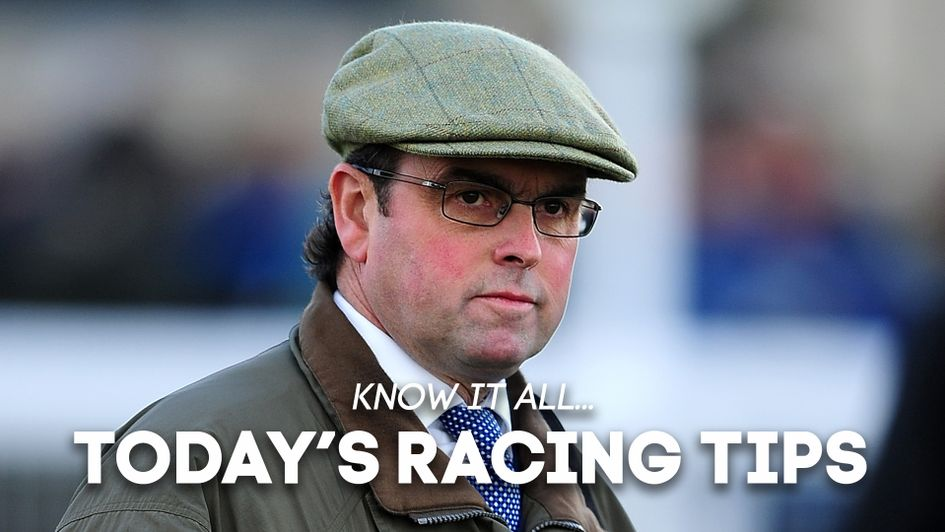 Trainer Alan King