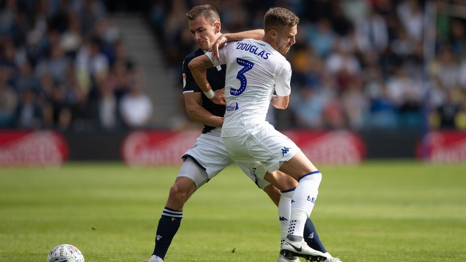 Barry Douglas has been a key part of the Leeds defence this season