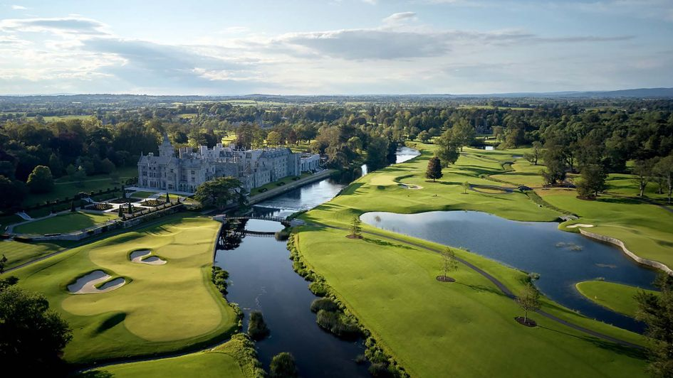 Adare Manor will host the 2026 Ryder Cup (Credit Performance54)