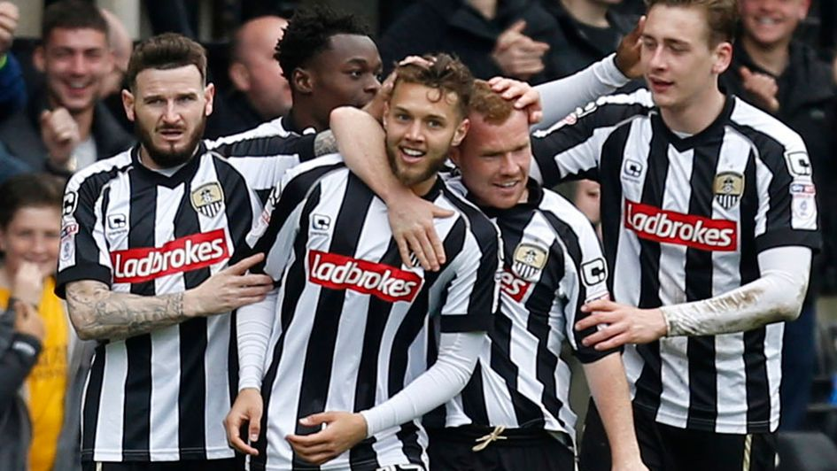 Sky Bet League Two Round Up Notts County Beat Exeter