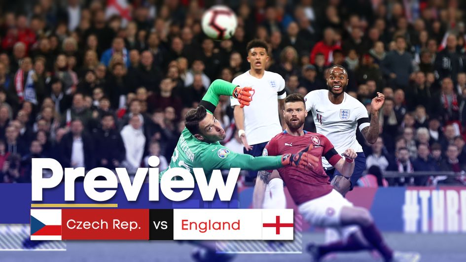 Image result for Czech Republic vs England