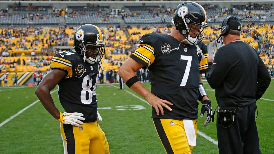 Ben Roethlisberger (7) can bounce back from last week's woes