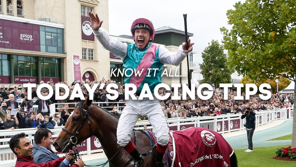 Enable and Frankie Dettori can get the job done again in the Arc