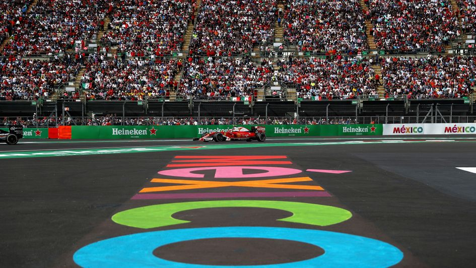 Mexican Grand Prix Guide What Time Does It Start Tv