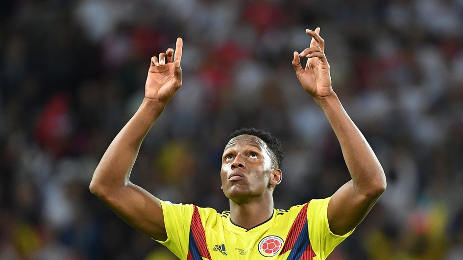 Yerry Mina: Signed for Everton on deadline day