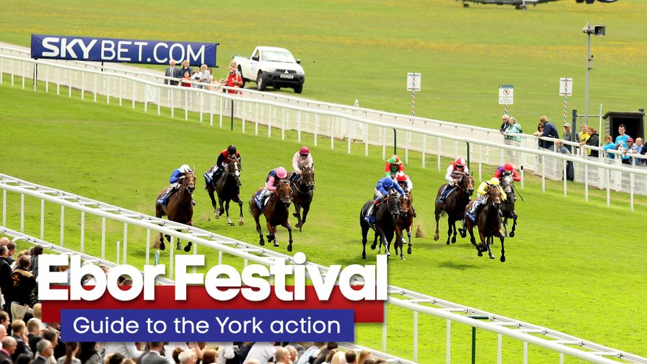 Everything you need ahead of the Ebor Festival at York