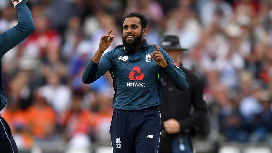 Adil Rashid back in the England Test squad
