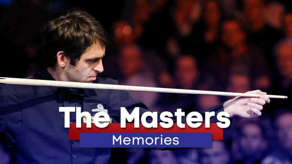Ronnie O'Sullivan misses this year's Masters