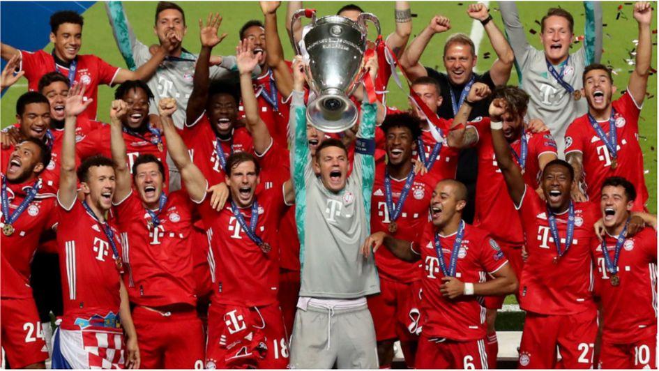 Psg 0 1 Bayern Munich Champions League Final Report Goal Highlights As Bayern Win Sixth European Crown