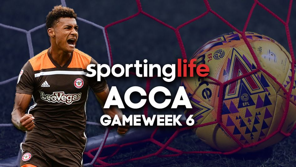 Sporting Life Accumulator: Will you be backing our selections for gameweek six?