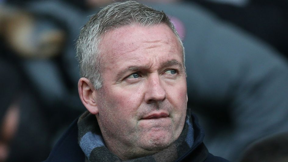 Paul Lambert: The 49-year-old has been tasked with turning things around at Ipswich