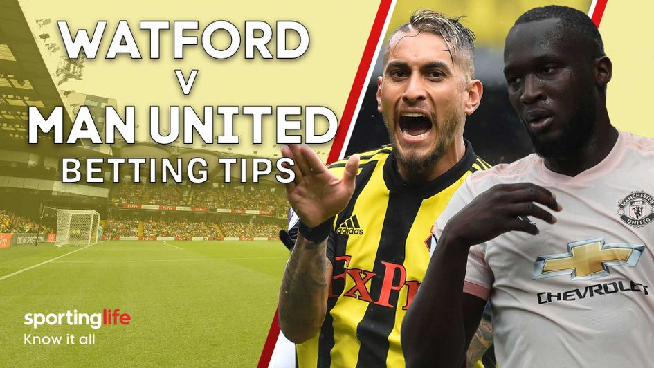 Watford host Manchester United on Saturday evening