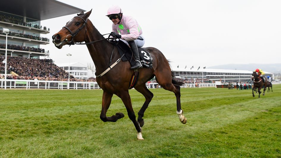 Douvan will sidestep the Tingle Creek