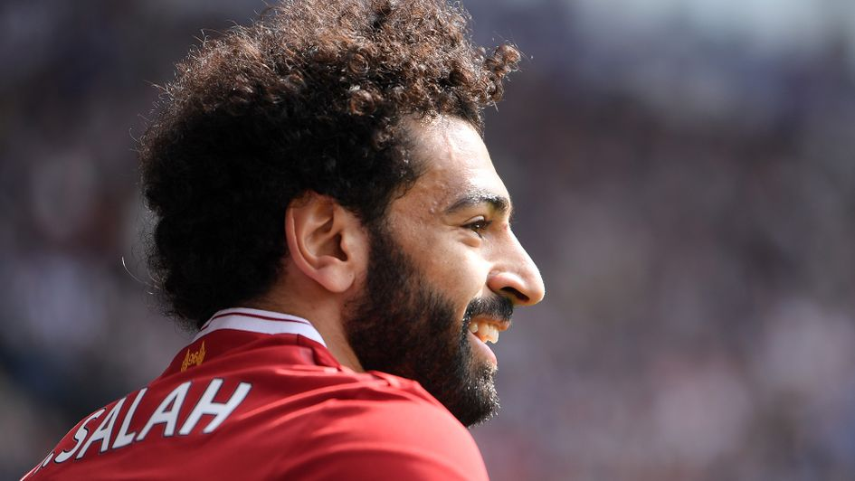 Mohamed Salah: The Egyptian has been a revelation at Liverpool this term