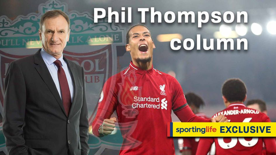 Phil Thompson gives us his verdict on Liverpool's Virgil van Dijk