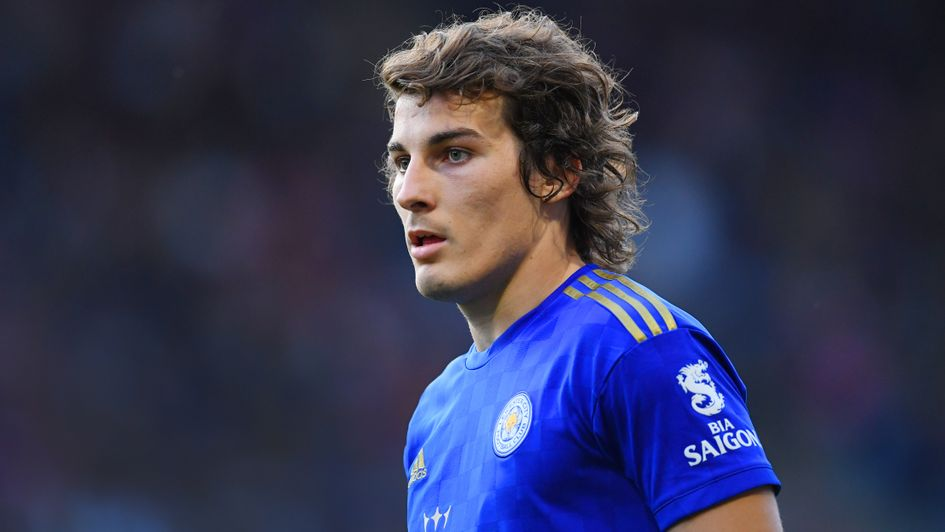 Caglar Soyuncu: Turkish defender has helped ease the loss of Harry Maguire at Leicester