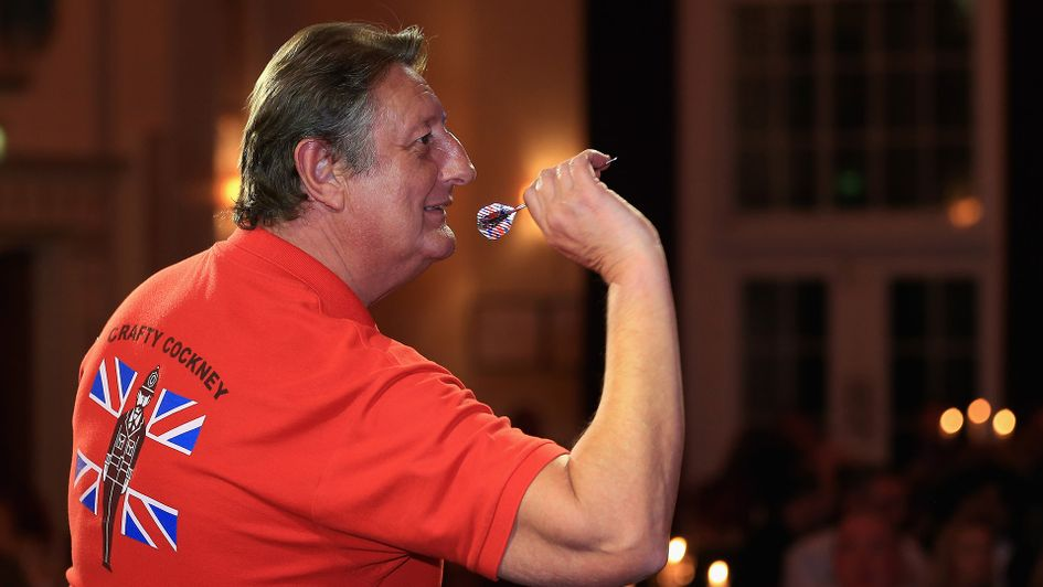 Eric Bristow was nicknamed the Crafty Cockney