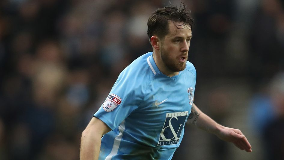 Coventry City's Marc McNulty