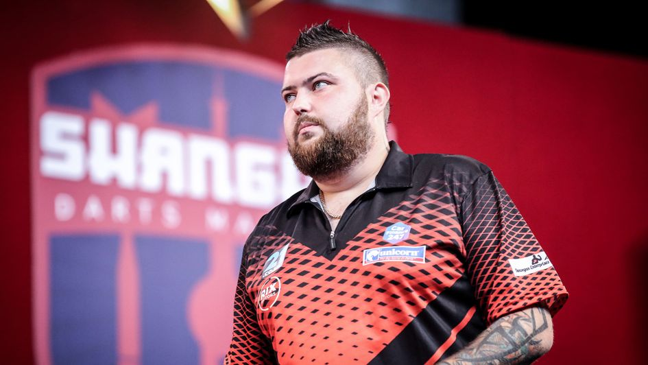 Michael Smith (Picture: Henry Yu, YouSports/PDC)