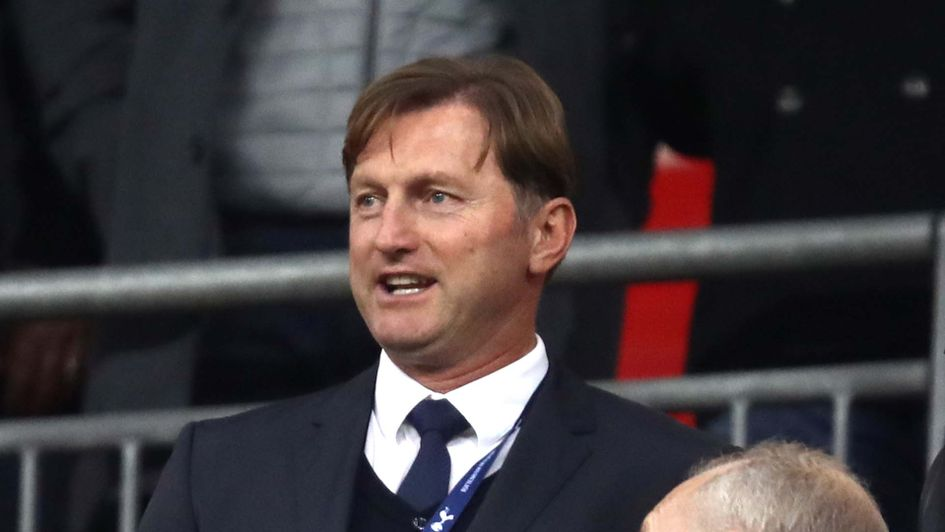 Ralph Hasenhuttl is the new manager at Southampton
