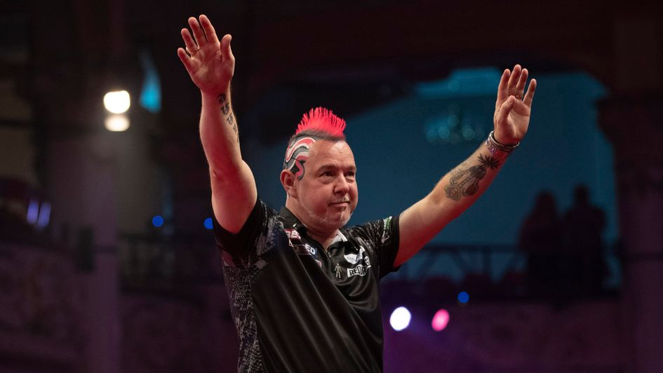 Peter Wright (Picture: Lawrence Lustig/PDC)
