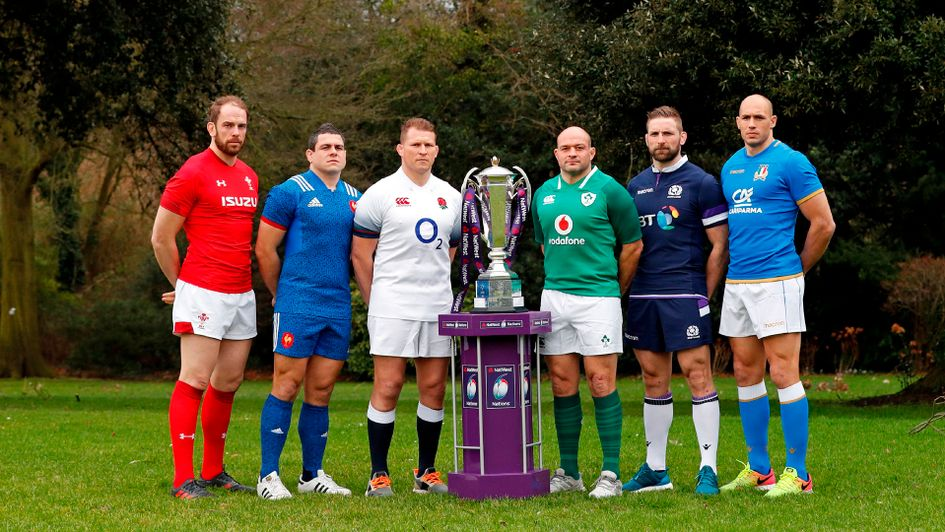 c414a2898e6 Six Nations: Latest team news from England, Wales, Scotland, Ireland ...