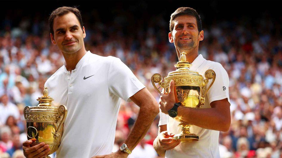 Novak Djokovic v Roger Federer: Wimbledon final guide, H2H