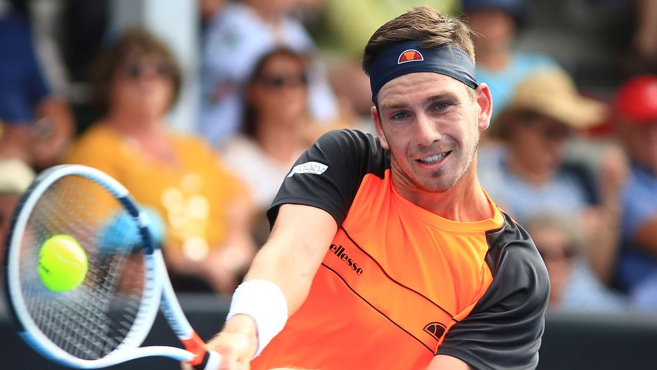 Cameron Norrie will look to build on his success in the Hopman Cup