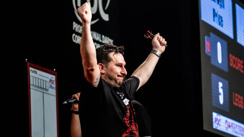Jonny Clayton  (Picture: Michael Braunschadel/PDC Europe)