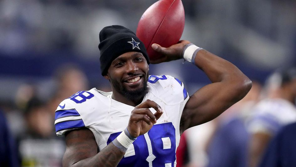 Wide receiver Dez Bryant joins the New Orleans Saints after leaving the  Dallas Cowboys 9a17a2add