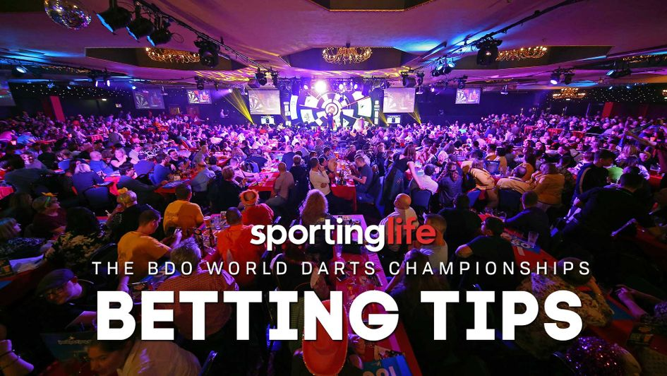 Find out our tips for the BDO World Darts Championship