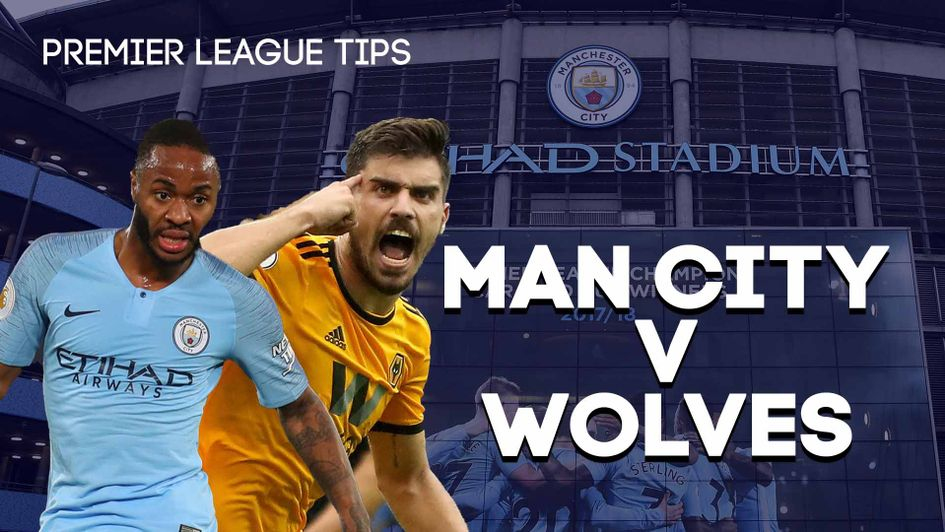 Sporting Life's Premier League betting preview for Manchester City v Wolves