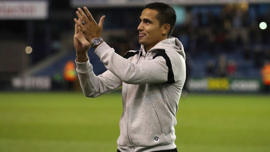 Tim Cahill has returned to Millwall