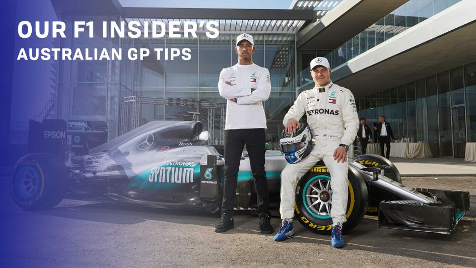 Our F1 Insider looks ahead to the Australian Grand Prix