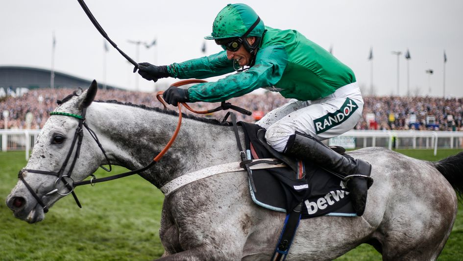 Daryl Jacob and Terrefort strike at Aintree