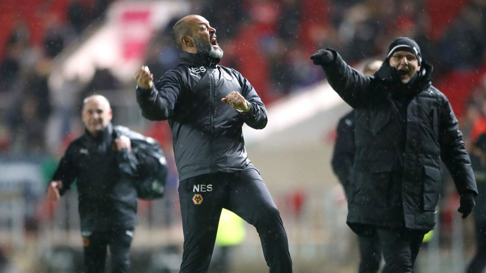 Nuno Espirito Santo: Charged by the FA