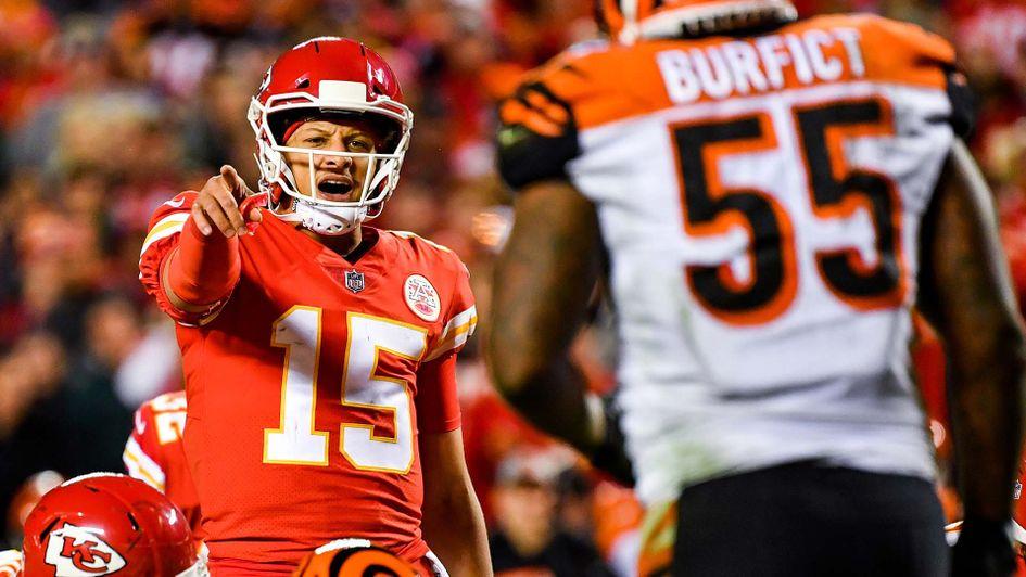 87b5e69c0 NFL week seven highlights  Drew Brees   Patrick Mahomes enter the ...