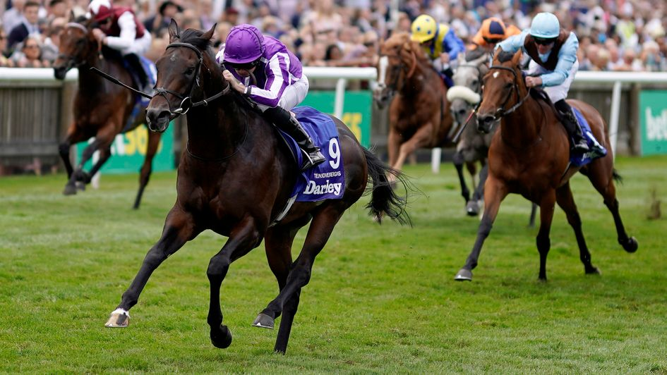 Ten Sovereigns is too quick for his July Cup rivals