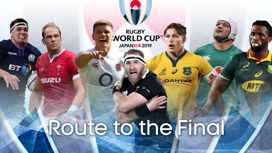 Sporting Life takes a look at how the route to the Rugby World Cup Final could present itself