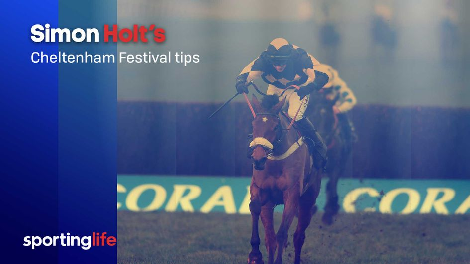 Simon Holt looks ahead to Gold Cup day at the Cheltenham Festival