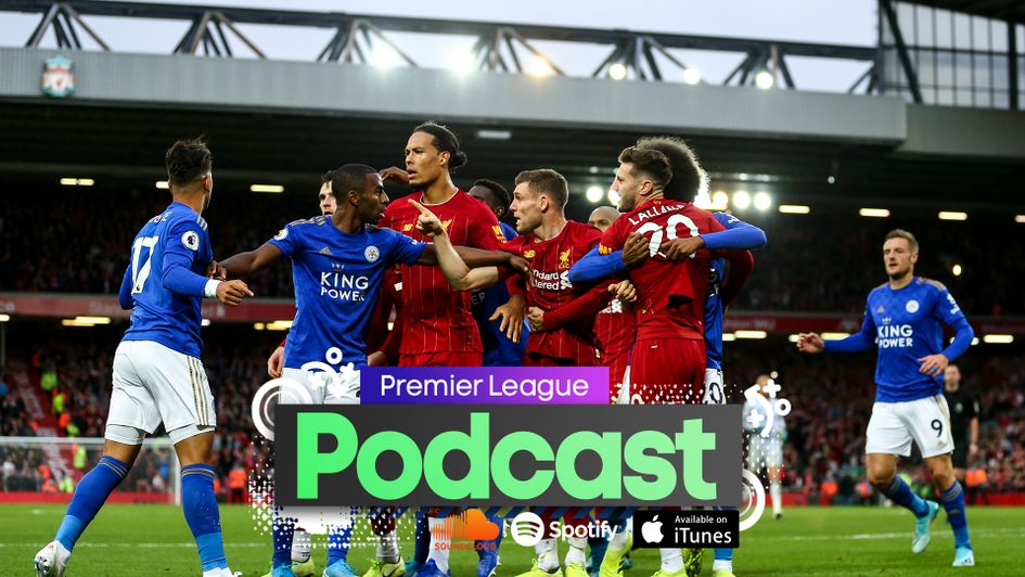 Listen to the latest Premier League podcast