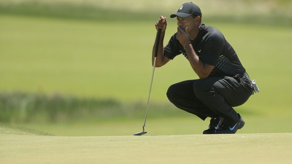 Tiger Woods: The 42-year-old remains optimistic despite a disappointing US Open